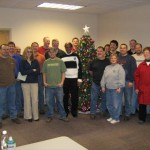 Happy Holidays from EWI Lab Services!