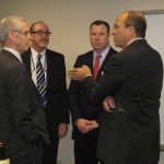EWI visited by U.S. Commerce Secretary, John Bryson