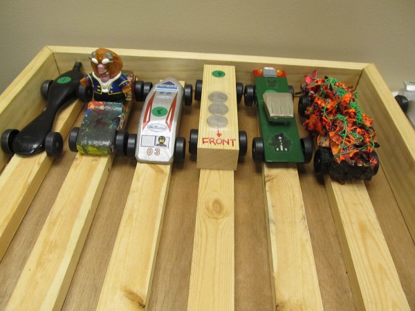 pinewood derby cars 2