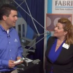 Fabrisonic Makes the News at RAPID 2014 in Detroit