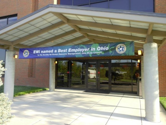 EWI has been designated an Ohio Best Employer