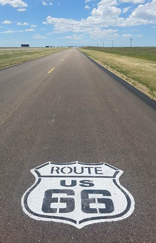 Purslow - Route 66 -2
