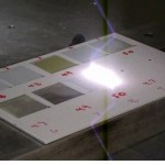 Using a Q-Switched Fiber Laser for Paint Removal