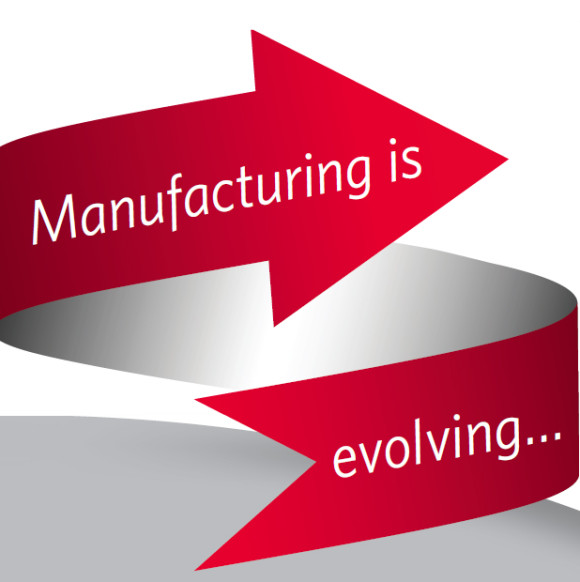 manufacturing is evolving