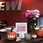 EWI Gets Its Pink On!
