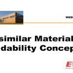 Dissimilar Materials Weldability Concepts