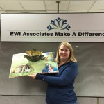 EWI Associates Participate in Community Service Project