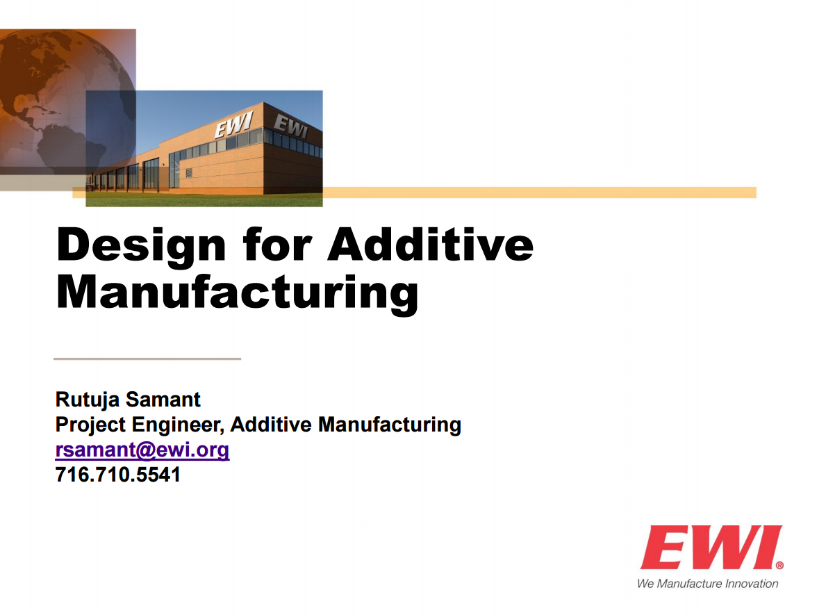 Additive Design