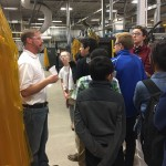 EWI Welcomes Students for Manufacturing Day