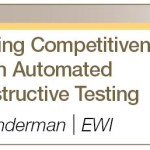 Increasing Competitiveness Through Automated Nondestructive Testing — new article