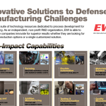 New Infographic: Addressing Defense Manufacturing Challenges
