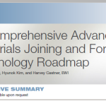 Results of NIST-sponsored Study on Future of Materials Joining and Forming Now Available