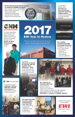 2017 EWI Year In Review