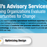 EWI's Advisory Services: Helping Organizations Evaluate Opportunities for Change